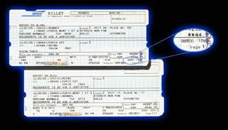 Billets SNCF