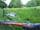 La pause au parc de Beton