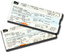 billets de train