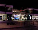 Depuis la place de la gare, Rennes