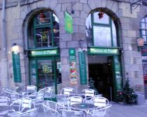 Mezzo Di Pasta, place St Anne, Rennes