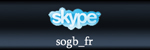 Pour me contacter sur Skype